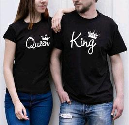 King/Queen Handschrift