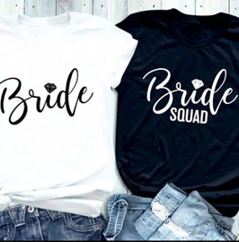 T-Shirt Bride / Squad
