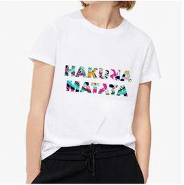 T-Shirt Damen HM bunt