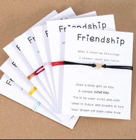 Freundschafts Armbänder