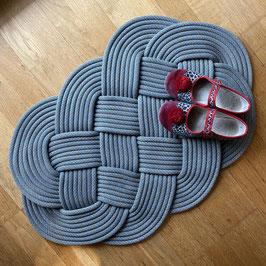 Kletterseil Teppich oval