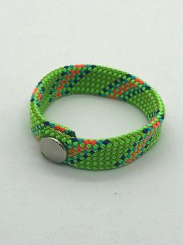 Armband leuchtgrün/orange