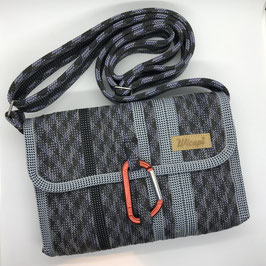 Shoulder Bag MINI grau