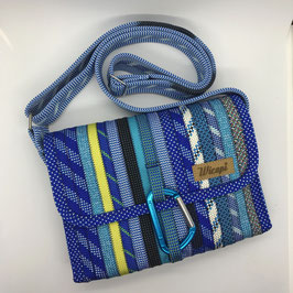 Shoulder Bag MINI blau