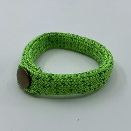 Armband leuchtgrün