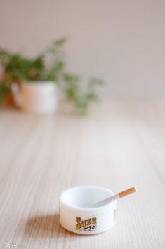 Cendrier Suze blanc