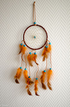 Dreamcatcher marron