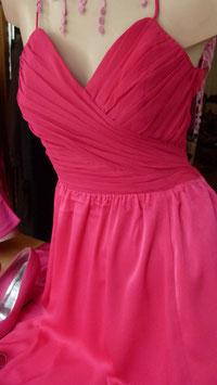 Bustierkleid von H&M in pink oder schwarz