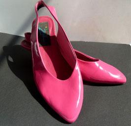 Lackpumps pink