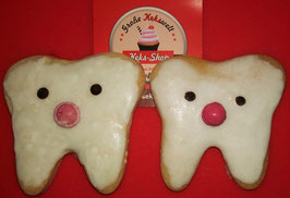 Lustige Zähne
