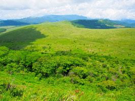 車山から八島湿原へ  草原ハイキング   日帰り