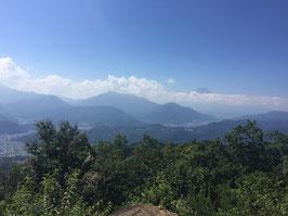 第1回 秀麗富岳十二景  高川山    装備の使い方・山でのふるまい   日帰り