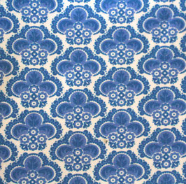 königsblau Retro
