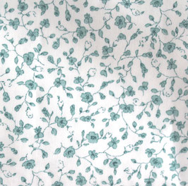 grüne  Streublümchen
