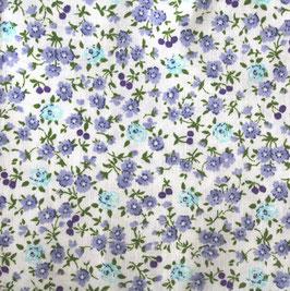 irisblau Streublümchen