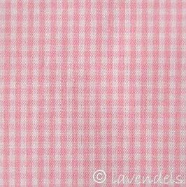 rosa ganzklein-kariert