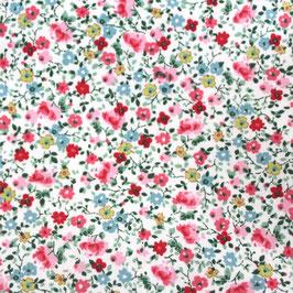 rosarot Blumengarten