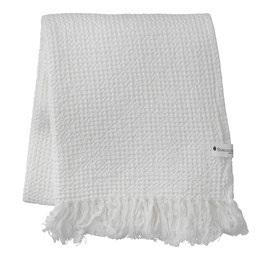 Waffel-Handtuch creme  70 x 120