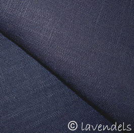 marineblau Leinen enzym-washed
