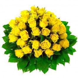 - 214 - Rosen gelb