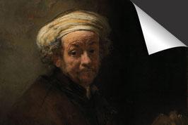 Rembrandt van Rijn - Zelfportret Inductie Beschermer