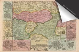 Oud Brabant-Kaart - Inductie Beschermer