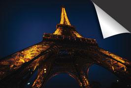 Stad Parijs Eiffeltoren - kleur