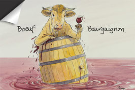 Perry Taylor - Boeuf Bourguignon - Inductie Beschermer