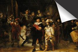 Rembrandt van Rijn - De Nachtwacht Inductie Beschermer