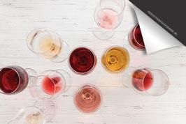 Wijnglazen Flatlay Inductie Beschermer