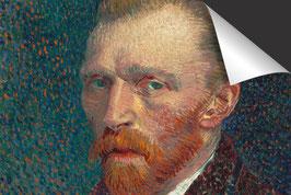 Vincent van Gogh-Zelfportret Inductie Beschermer