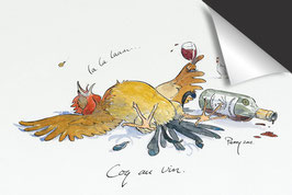 Perry Taylor - Coq au Vin - Inductie Beschermer