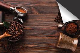 Koffie op Hout Inductie Beschermer