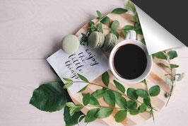 Koffie & Macarons Inductie Beschermer