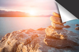 Stapel stenen Inductie Beschermer