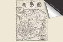 Brabant-Oude Kaart - Inductie Beschermer