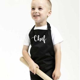Schort Kids - Chef