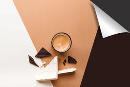 Koffie Geometric Inductie Beschermer