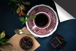 Koffie en Chocola Inductie Beschermer