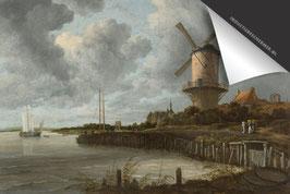 van Ruisdael Molen Wijk bij Duurstede - Inductie Beschermer