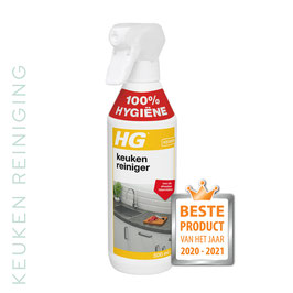 HG 100% Hygienische keukenreiniger