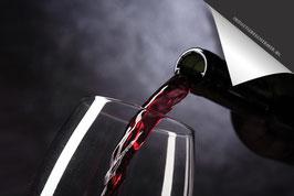 Rode Wijn inschenken Inductie Beschermer