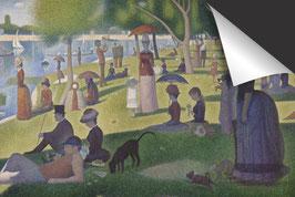 Georges Seurat - Dimanche d'été à la Grande Jatte Inductie Beschermer
