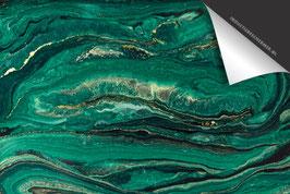 Marmer Smaragd Goud Inductie Beschermer
