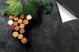 Wijnrank Kurk Inductie Beschermer