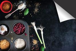 Bonen Rijst specerijen Inductie Beschermer