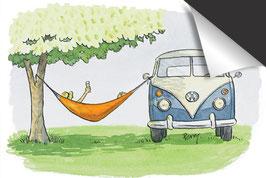 Perry Taylor - VW Camper - Inductie Beschermer