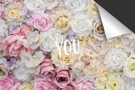 Moederdag 'Love You' Inductie Beschermer