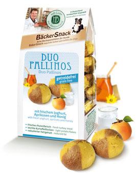 Duo-Pallinos - die feinen  Snacks mit dem Italien-Touch