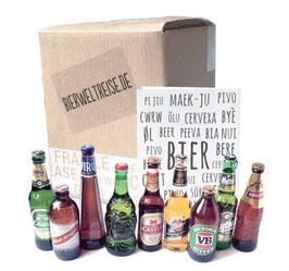 Bierweltreise-Box (9 Biere)